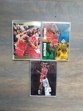 Vintage 1998 -1999 Michael Jordan Basketball Cards Bundle Lot