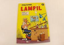 BD Pauvre Lampil tome 2 Lambil Cauvin EO 1978 Dupuis