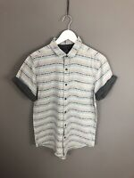 LACOSTE  Shirt - Size XL - Check - Short Sleeve - Great Condition - Men's