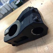 Sale Plus Zero bmx attacco manubrio front carico nero custom profilo 1 1/8 S&M