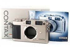Contax G1 35mm Rangefinder Film Camera w/Box, Manual *Exc+++* from Japan