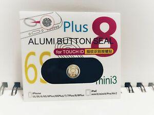 Fingerprint Unlock Touch Key ID Home Button Sticker for iPhone/iPod/iPad Winnie