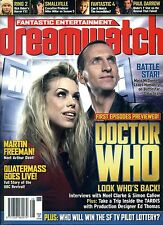 May Monthly Dreamwatch Science Fiction Magazines