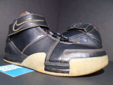 new arrival f535d 2db56 2005 NIKE ZOOM LEBRON II 2 BLACK MAPLE GUM BROWN PLAYER EXCLUSIVE PE SAMPLE  12