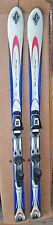160 cm K2 womens skis bindings + women's size 9.5 Salomon ski boots [w]