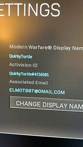 Verified Warzone Accounts (non Shadow Banned Fully Active) FAST DELIVERY