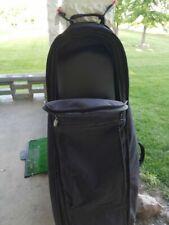 SKB Golf Club Travel Bag Pockets Wheels Strap Soft Cushion