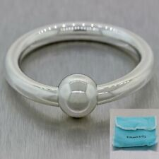 "2.25"" Baby Rattle Ring Tiffany & Co. Sterling Silver"