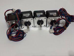 NEMA 17 1.8° 2.6 kg.cm Torgue flat shaft Stepper Motor for 3D Printer RepRap