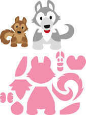 Marianne Design Collectables Die Cutting & Embossing Eline's Husky COL1414