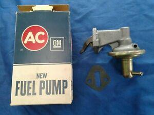 NOS AC Fuel Pump # 40339 GM # 6416085 Mopar Chrysler Dodge Plymouth BB