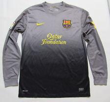 056822de1 Barca Nike FC Barcelona Goalkeeper Shirt jersey Blaugrana 2012-2013 adult  SIZE M