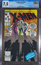 The Uncanny X-Men #244 - CGC 7.5 (White Pages)  - 1st Jubilee