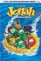 Jonah: A VeggieTales Movie, NEW DVD Free shipping