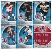 2010-11 National Hockey Card Day set Subban/Hall/Seguin rookies