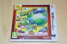 Yoshi's New Island Nintendo 3 DS 2 DS NEW FACTORY SEALED sélectionne