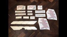 1998 Yamaha R1 FULL Decal Kit 4XV Red White Or Blue Kit RN01 Sticker Kit 98