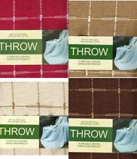 Modern 100% Cotton Decorative Throws