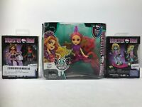 Monster High Fright-Mares Flara Blaze Doll-mega bloks lagoona-clawdeen