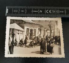 IIWK Foto LARISSA mit Jüdischer Bevölkerung / JUDAIKA / JUDEN / JEWS / JUDAICA