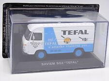Truck Saviem SG MBZ 35 Taxi Brousse Sénégal 1977  1:43 New in Box diecast model