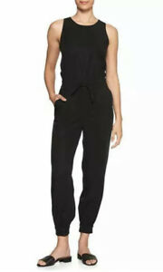Banana Republic Black Jumpsuit Romper Women's Size 8 NEW without Tags