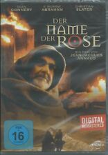 DVD - Der Name der Rose - Sean Connery - Neu & OVP
