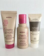 Aveda Cherry Almond Shampoo Conditioner & Damage Remedy Daily Hair Repair Set