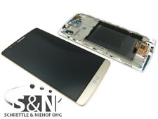LG Optimus G3 D855 Display LCD touch screen glass housing bezel gold