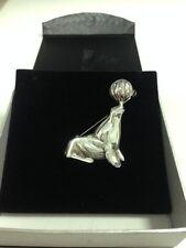 Brooch 925 Sealion Walrus Silver Jewellery 11g Ladies Women Xmas Gift