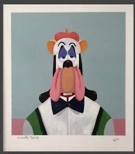 George Condo - Droopy Dog Abstraction Print