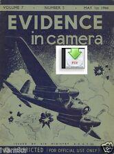 CDFile 2  Evidence in Camera 1944 5-6 Langenau Cherbourg Tours Hirson Marienburg