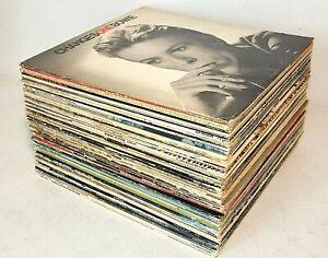 50 lot ROCK LPs- BOWIE, GRATEFUL DEAD, PINK FLOYD, LED ZEPPELIN, FLEETWOOD MAC +
