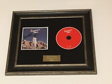 PERSONALLY SIGNED/AUTOGRAPHED KHALID - AMERICAN TEEN FRAMED CD PRESENTATION.