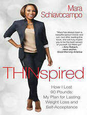 Thinspired: How I Lost 90 Pounds: My Plan for Lasting Weight Loss 97814 CD-AUDIO