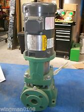 TACO VM01 PUMP with BALDOR MOTOR M11616 - NEW OUT OF BOX