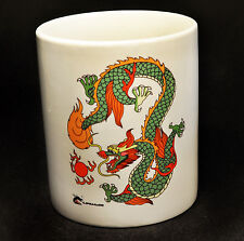 Dragon Coffee Mug Cup Signed Cdragon - Mint Condition!