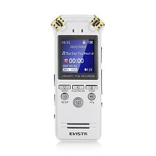 EVISTR L150 Digital Voice Activated Recorder 8G Stereo Audio Recording with 2...