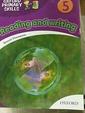 Oxford Primary Skills 5: Skills Book Paperback – 2010 by Tamzin Thompso