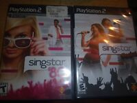 SingStar '80s (Sony PlayStation 2) singstar rocks
