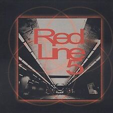 Red Line 5 - Live at the Galaxy - CD