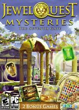 Jewel Quest Mysteries The Seventh Gate PC Games Windows 10 8 7 XP Computer