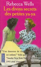 Livre Poche les divins secrets des petites Ya-Ya roman Editions Belfond 2000