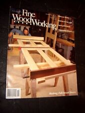 FINE WOODWORKING magazine 1996 AUGUST NO 120 Table saw Blades