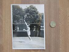 Budge PATTY  1950's USA  World no 1 & Wimbledon TENNIS  Player Original Photo #1