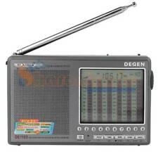 DEGEN 2.0 Version DE1103 FM Stereo Digital AM/FM/LW/SW/MW DSP World Radio New