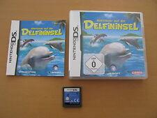 Nintendo DS avventura SULL'ISOLA DELFINI emozionanti avventure nel Aquapark