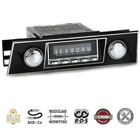 1967-68 Chevrolet Camaro RetroSound Laguna Radio AM/FM AUX RetroRadio Stereo