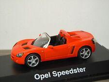 Opel Speedster van Schuco 1:43 in Box *26466