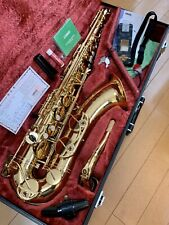 YAMAHA YTS-62II Excellent Condition with Selmer MPS